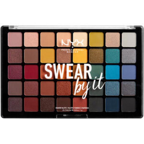 Swear By It Shadow Palette för 439 kr