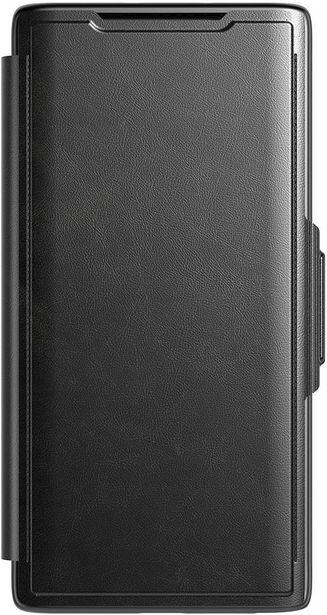 Samsung Note 10 / Tech21 / Evo Wallet Scruton - Svart för 99 kr