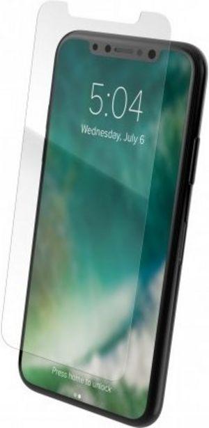 Motorola Moto G7 / XQISIT Tough Glass CF - Clear för 29 kr