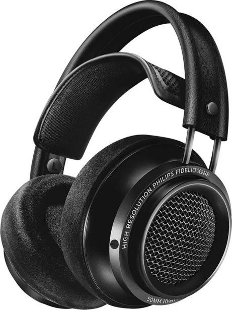 Philips Fidelio X2HR / Over-Ear / Högupplöst ljud för 1690 kr