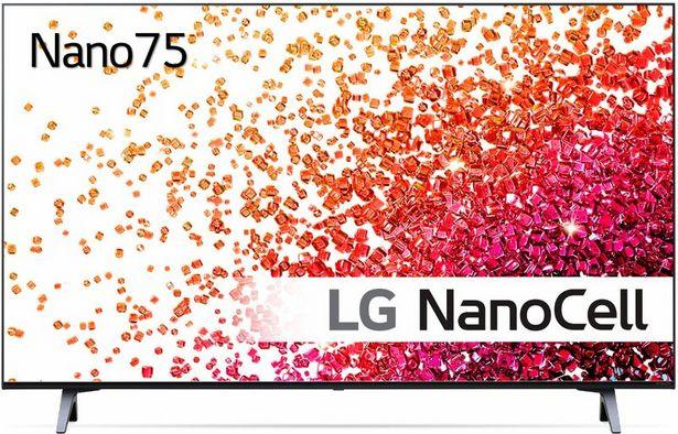 """LG 2021 75"""" 75NANO756PA - NanoCell / Smart Tv för 9989 kr"""