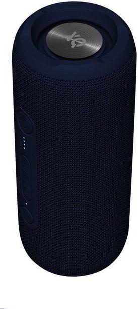 Xqisit bluetooth speaker / IPX7  - Navy Blue för 349 kr