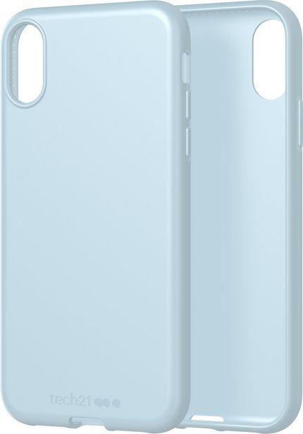 IPhone XR / Tech21 / Studio Colour - Light Blue för 99 kr