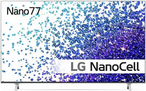 """LG 2021 55"""" 55NANO776PA - NanoCell / Smart Tv för 5989 kr"""