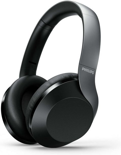 Philips TAPH805BK/00 Over-ear - Svart för 990 kr