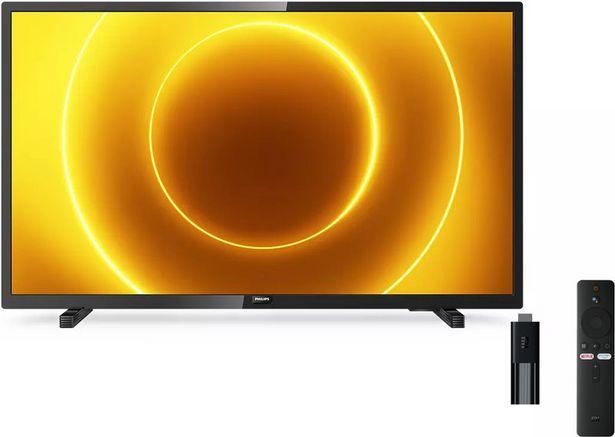 """Philips 2020 43"""" LED-TV 43PFS5505 + Mi Stick (Android TV) för 3690 kr"""