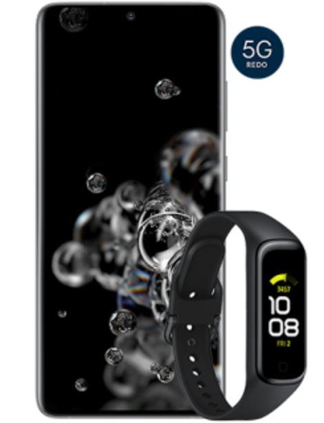 Samsung Galaxy S20 Ultra 5G för 520 kr