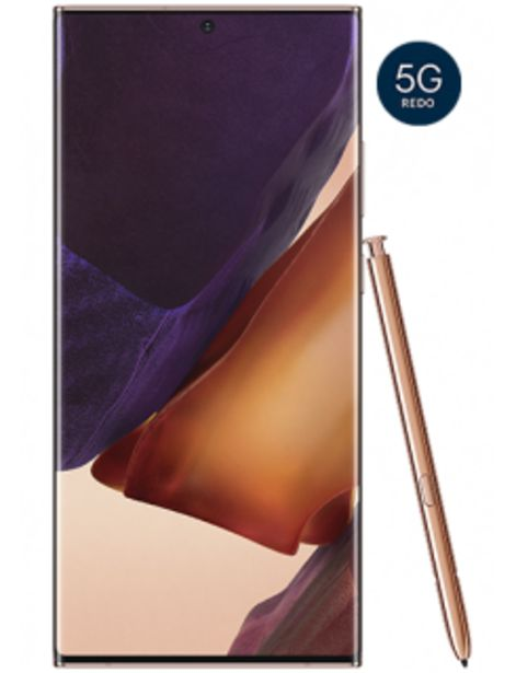 Samsung Galaxy Note20 Ultra 5G för 527 kr