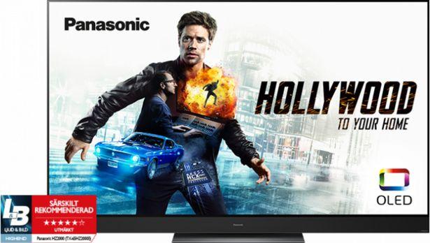 """Panasonic 55"""" HZ2000 OLED 4K SMART-TV TX-55HZ2000E för 29990 kr"""