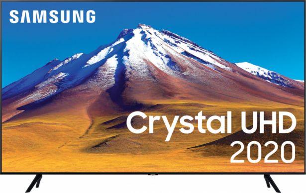 "Samsung 50"" TU6905 CRYSTAL UHD 4K SMART TV (2020) UE50TU6905KXXC för 5990 kr"