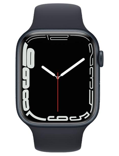 Apple Watch Series 7 45 mm för 250 kr