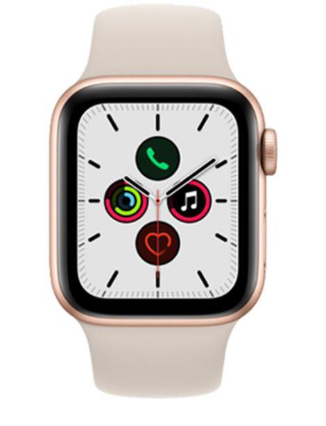 Apple Watch SE 40 mm för 150 kr