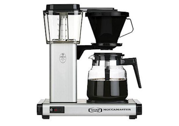 Moccamaster HB931AO, kaffebryggare för 1699 kr