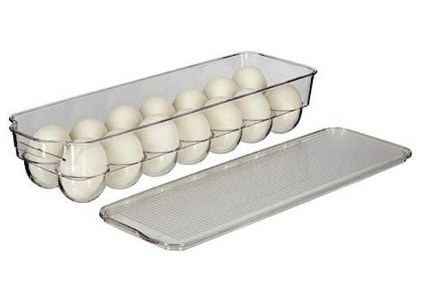 Kylskåpsförvaring för ägg, Coline för 79,9 kr
