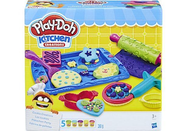 Play-Doh Cookie Creations modellera för 129 kr