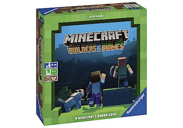 Brädspel Minecraft Builders & Biomes, Ravensburger för 349 kr