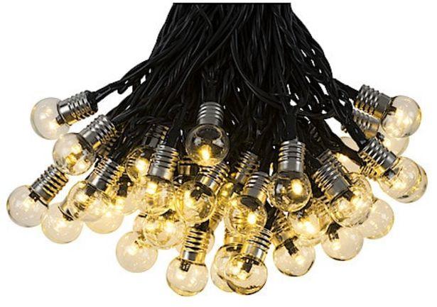 Ljusslinga med små lampor, Northlight för 104,3 kr