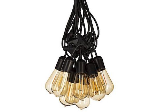 Ljusslinga LED Retro Northlight för 209,3 kr