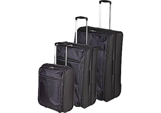 Resväskor 3-pack Asaklitt Lightweight  för 799 kr