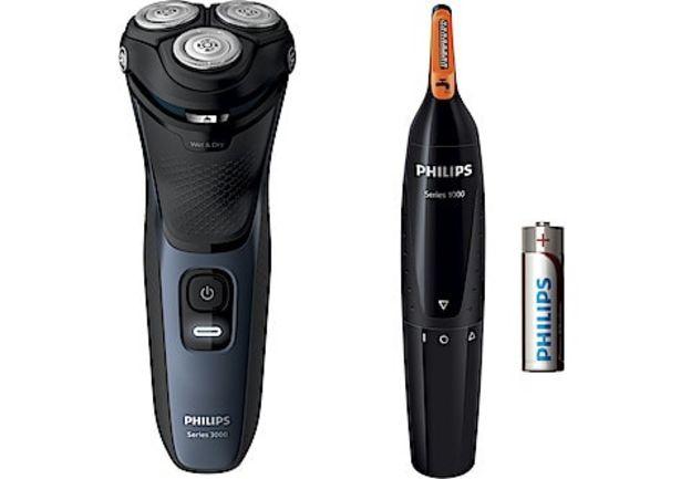 Philips S3134/57 Wet & Dry, rakapparat  för 899 kr