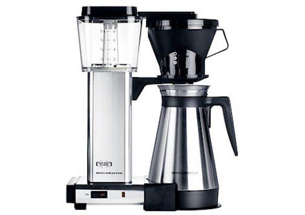 Kaffebryggare med termoskanna Moccamaster, KBT741 för 2399 kr