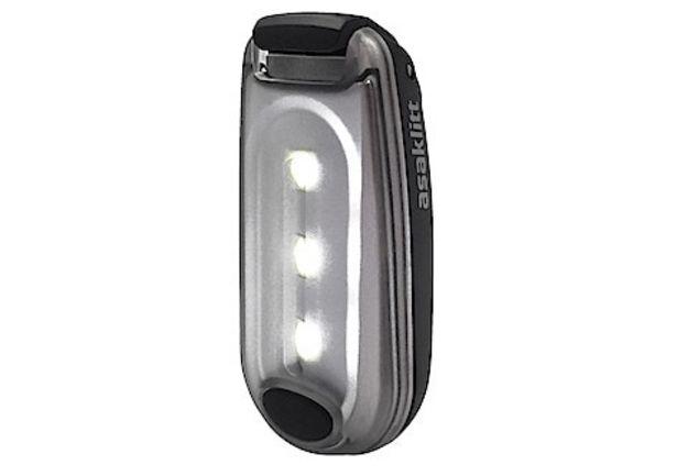 LED-lampa med clips Asaklitt för 29,9 kr