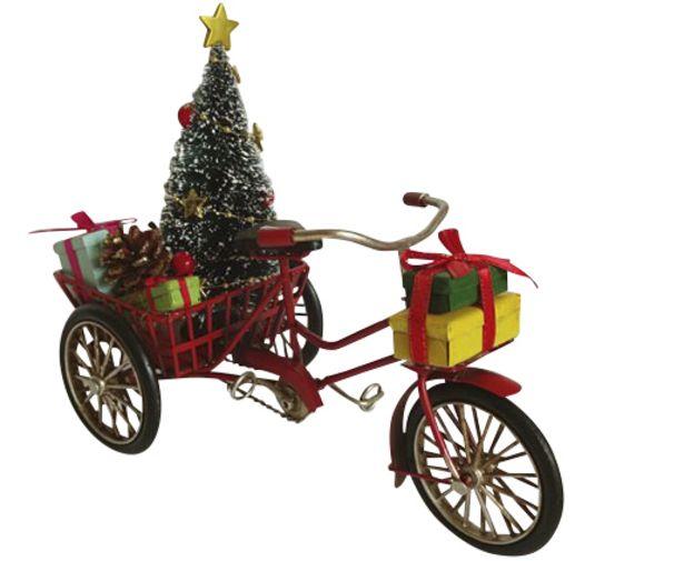 Cykel Jul Dekorativ Cello för 289 kr