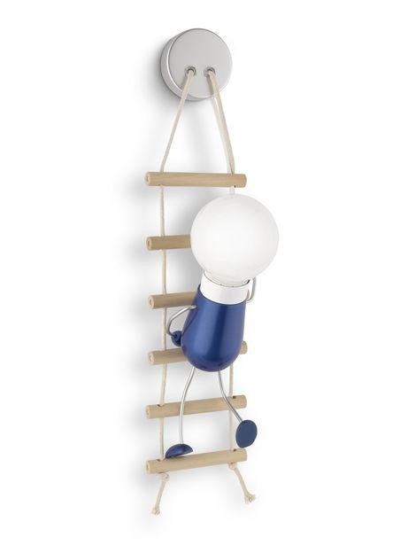 Vägglampa Philips Klättra 60W för 450 kr