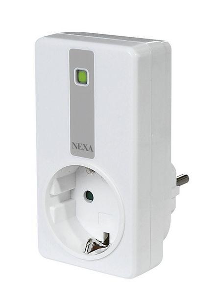Mottagare Nexa 14601 Trådlös EYCR-2300 Extra On/Off för 135 kr