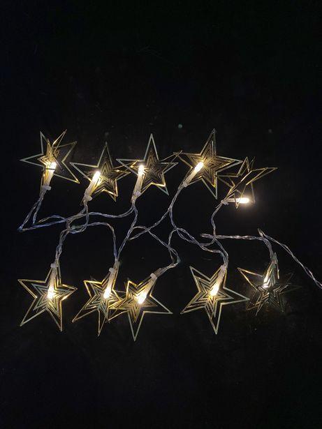 LED-Lampor Cello Stjärna 3D Ip20 för 34,5 kr