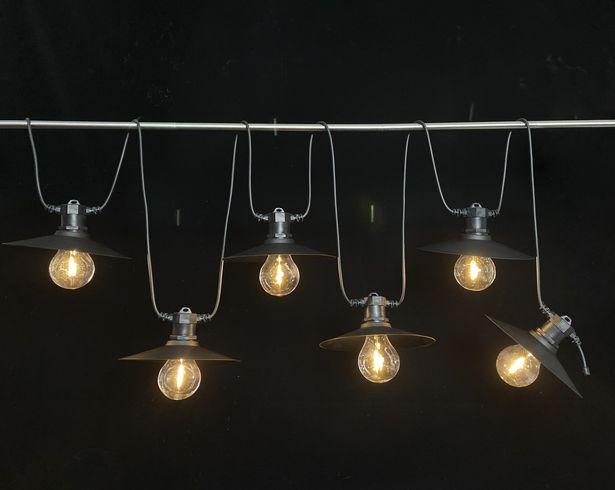 LED-Lampor Cello Garden Svart för 249,5 kr