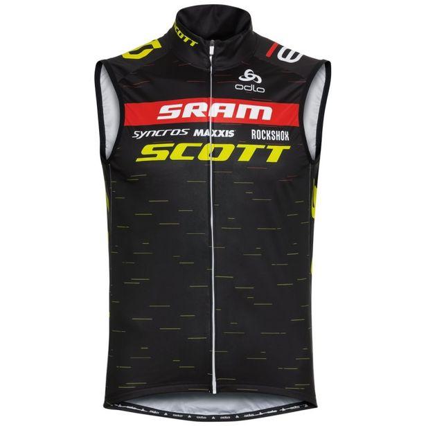 Men's Scott-Sram Racing Fan Vest Scott Sram 2021 för 547 kr
