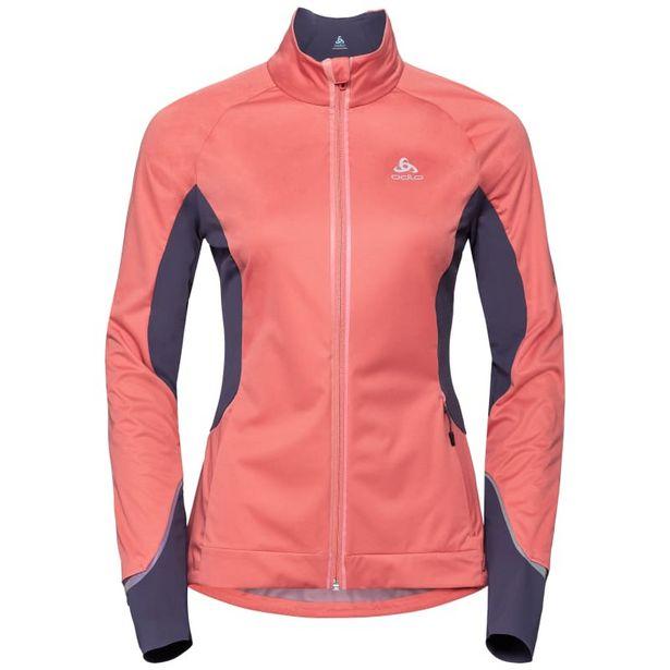 Women's Jacket Zeroweight Pro Faded Rose - Odyssey Gray för 1495 kr