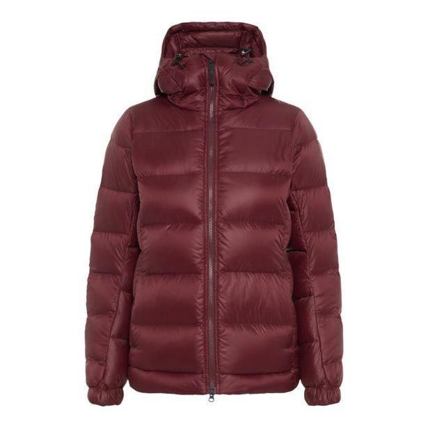 Women's Rose Down Jacket Dark Mocca för 3495 kr