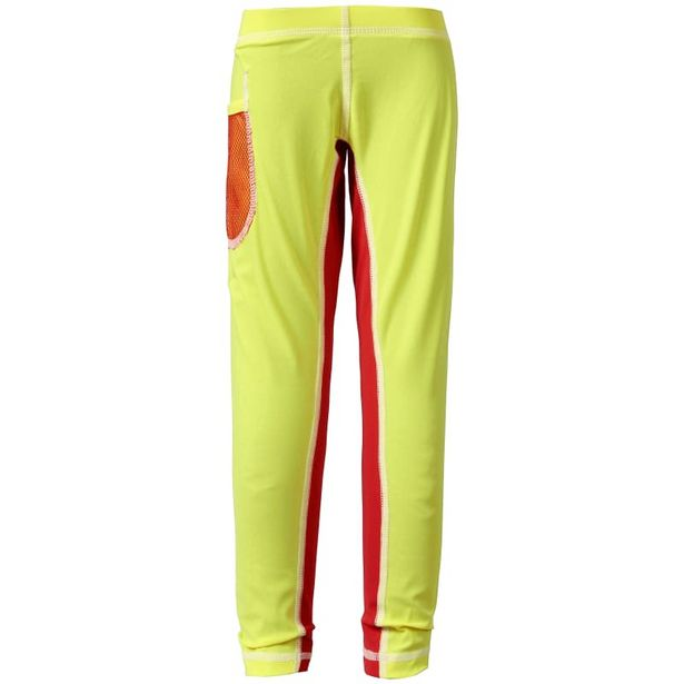 Kid's Coast UV Pants Citron för 249 kr