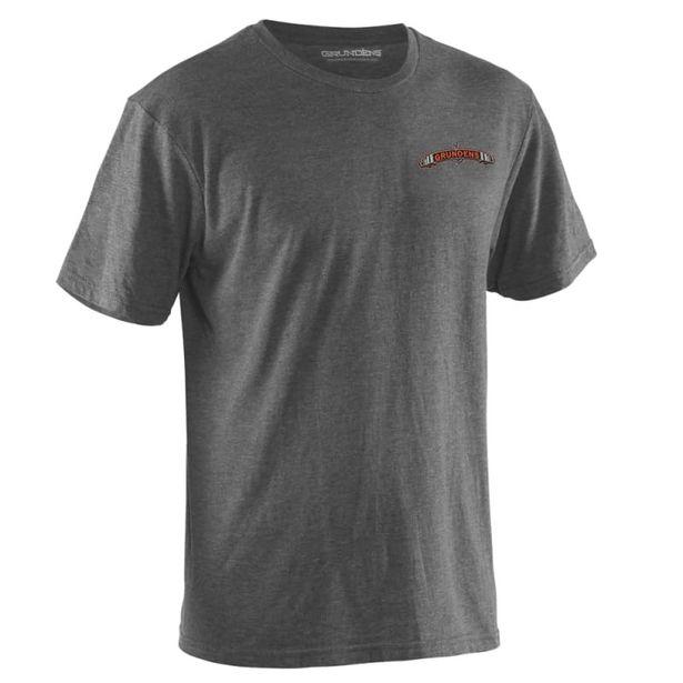 Men's Classic Salmon T-shirt Grey för 299 kr