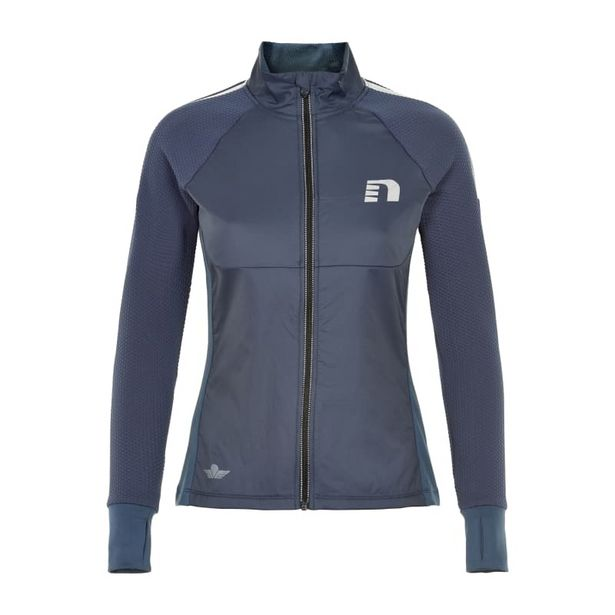 Women's Black Thermal Comfort Jacket Dark Indigo för 995 kr