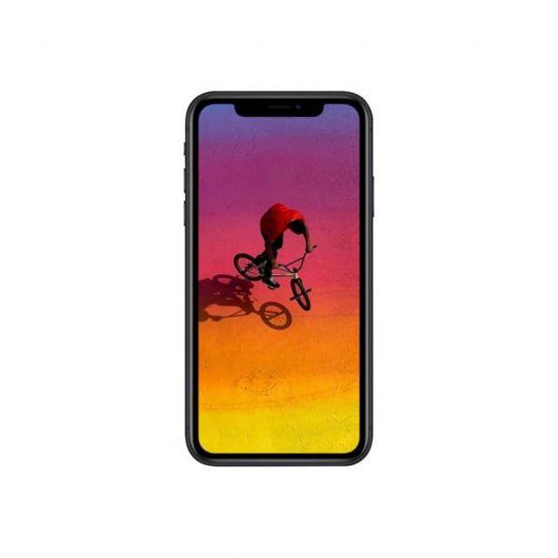 Apple iPhone XR 64GB - Svart för 6090 kr