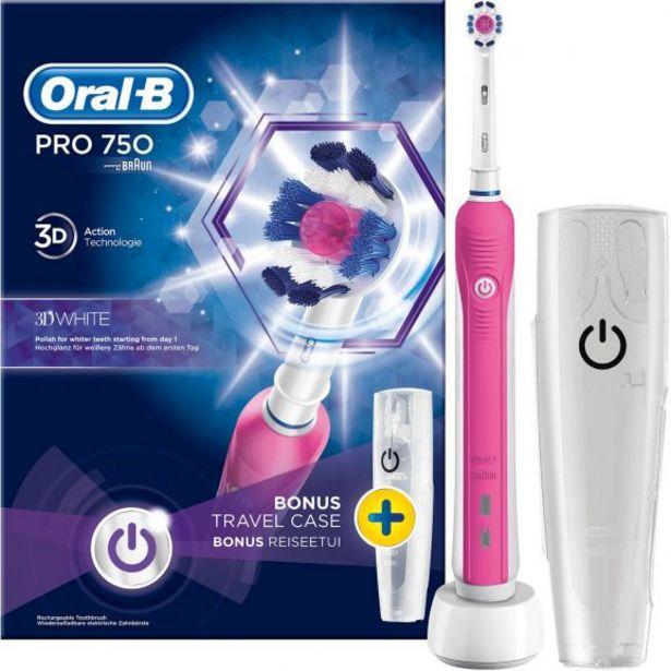 Oral-B PRO750 för 547 kr