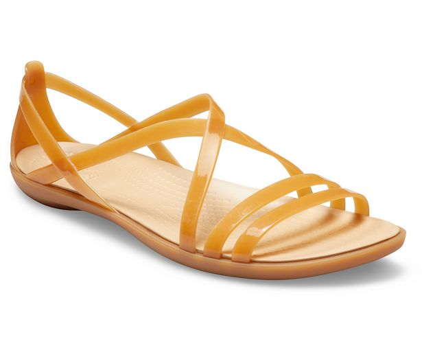 Women's Crocs Isabella Strappy Sandal för 29,99 kr
