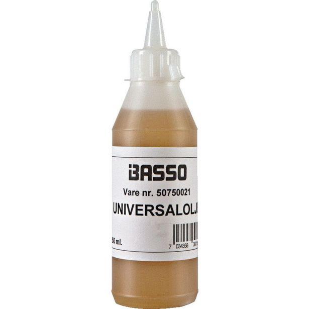 OLJA UNIVERSAL BASSO 250ML för 249 kr