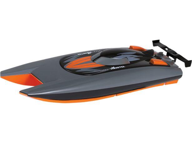 GADGET MONSTER Radiostyrd Motorbåt för 499 kr