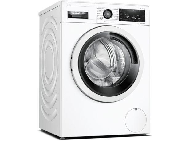 BOSCH WAV28KHMSN Tvättmaskin 9 kg för 10490 kr