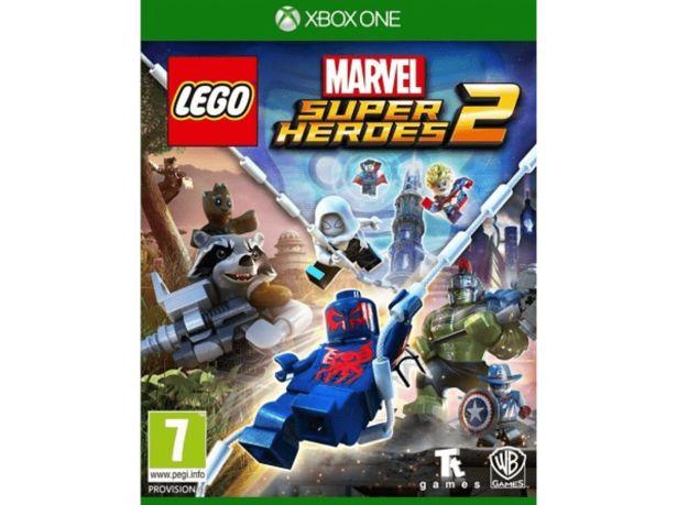 LEGO Marvel Super Heroes 2 Xbox One för 199 kr
