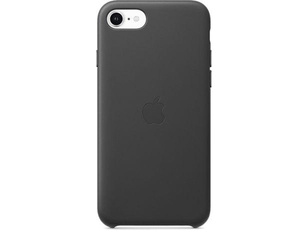 APPLE Läderskal till iPhone SE – Svart för 279 kr