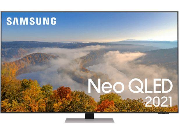 "SAMSUNG QE85QN85AATXXC 85"" 4K Neo QLED Smart-TV 2021 - Eclipse Silver för 44990 kr"
