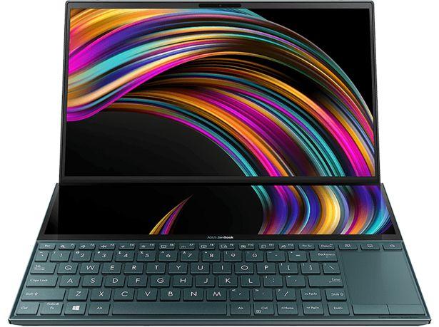 """ASUS ZenBook Duo UX481FL-HJ082R - 14"""" Bärbar Dator för 13990 kr"""