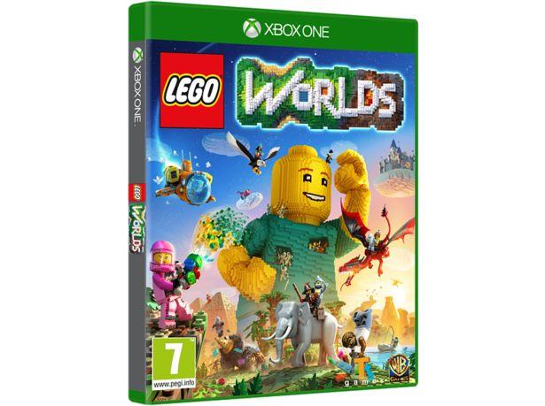 LEGO Worlds Xbox One för 199 kr