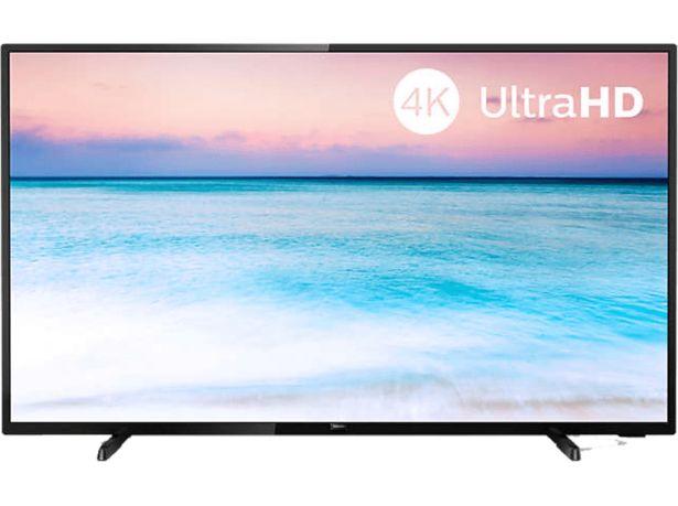 """PHILIPS 65PUS6504/12 65"""" Smart LED-TV med 4K UHD för 5690 kr"""