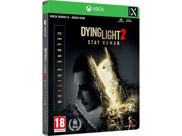 Dying Light 2 Stay Human Deluxe Edition Xbox Series X S för 749 kr
